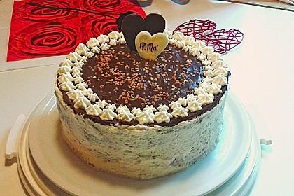 Nuss - Nougat Torte 3
