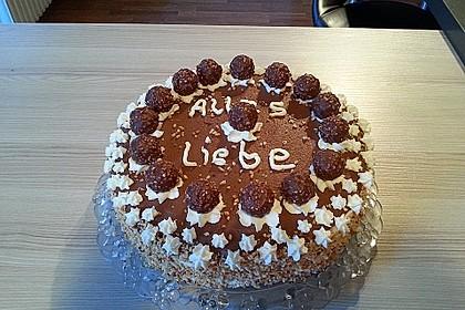 Nuss - Nougat Torte 2