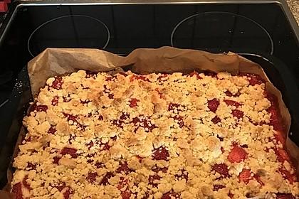 Erdbeer - Streuselkuchen 2
