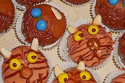 Dschungelbuch Muffins 1