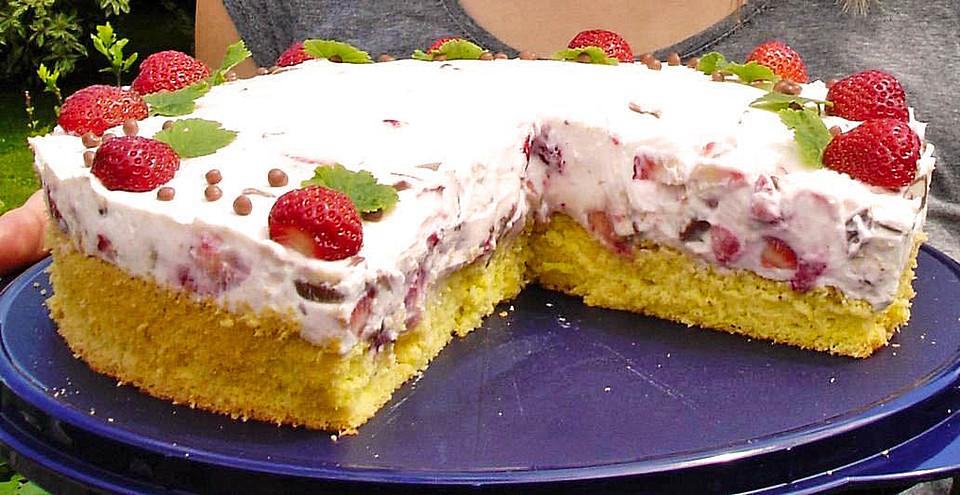 Yogurette Torte Von Hildez Chefkoch De