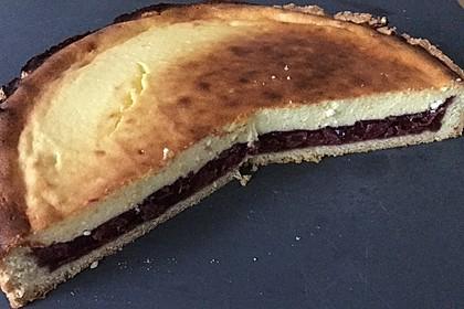 Kirsch - Rahm - Kuchen (Bild)