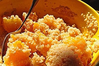 Süßer Couscous - Salat 4