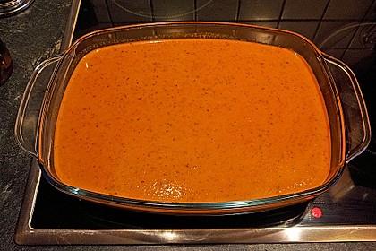 Schnitzel in Paprika - Rahmsauce 7