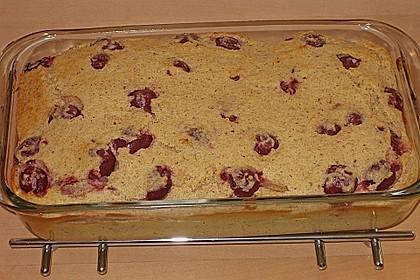 Kirsch - Nuss Lasagne 2