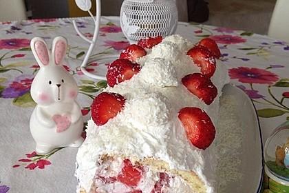Erdbeer - Raffaello - Rolle 3