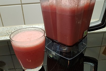 Joghurt - Melonen - Shake (Bild)
