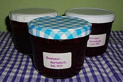 Brombeer - Marmelade (Bild)