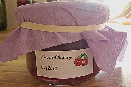 Kirsch-Chutney 4