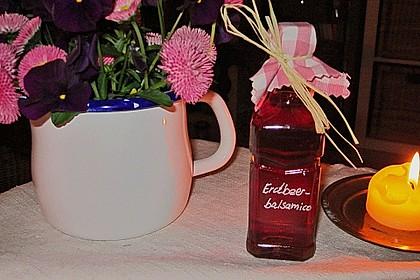 Balsamico - Erdbeer - Essig 6