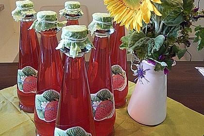 Balsamico - Erdbeer - Essig 3