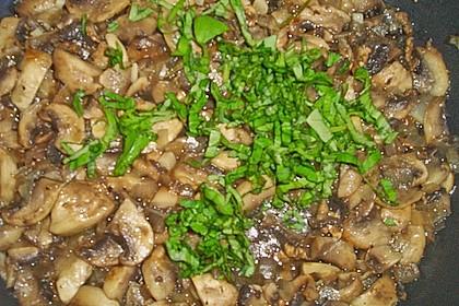 Basilikum - Pilze 5