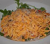 Spaghetti mit Brunch (Bild)