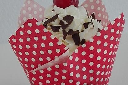 Schwarzwälder Kirsch Cupcakes 82