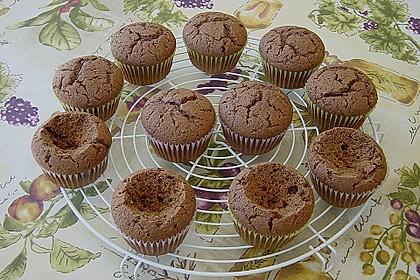 Schwarzwälder Kirsch Cupcakes 193