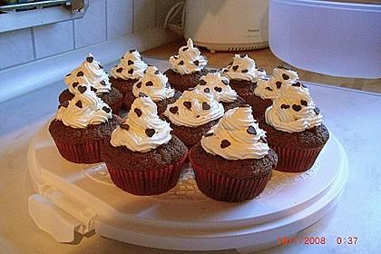 Schwarzwälder Kirsch Cupcakes 191