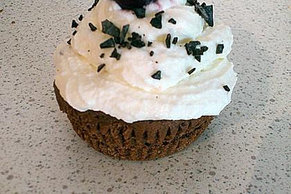 Schwarzwälder Kirsch Cupcakes 225