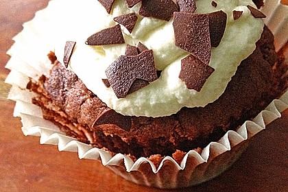 Schwarzwälder Kirsch Cupcakes 108