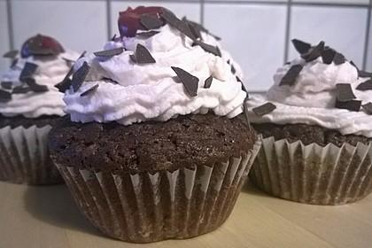 Schwarzwälder Kirsch Cupcakes 168