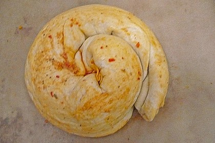 Pesto Schnecke 11