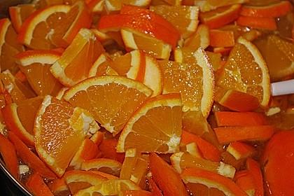 Kandierte Zitronen oder Orangen 3