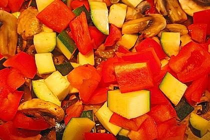 Hackfleisch - Gemüse - Pfanne 39