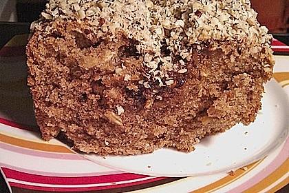 Zimt Nutella Kuchen Von Jassey Chefkoch De