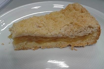 Apfelmus - Vanillepudding - Kuchen 52