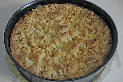 Apfelmus - Vanillepudding - Kuchen 37