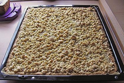 Apfelmus - Vanillepudding - Kuchen 21
