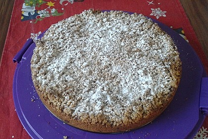 Apfelmus - Vanillepudding - Kuchen 59