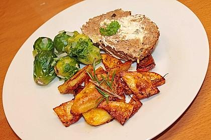 Backofenkartoffelspalten - würzig - feurig 2