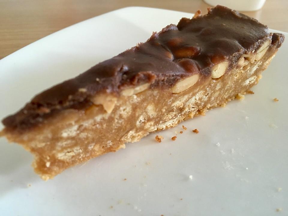 Snickers Torte Ohne Backen Von Ekaterina85 Chefkoch De
