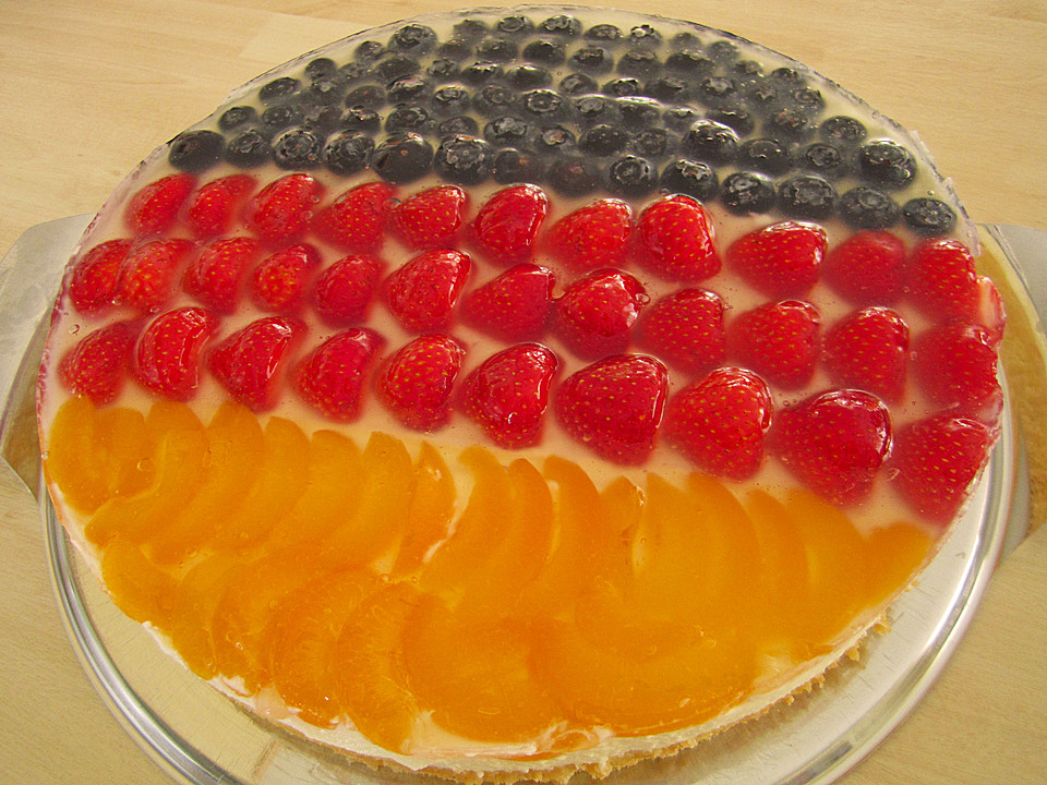 Deutschland Kuchen Von Ltunited Chefkoch