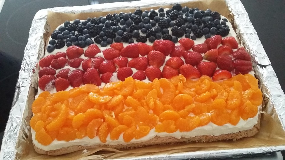 Deutschland Kuchen Von Ltunited Chefkoch De