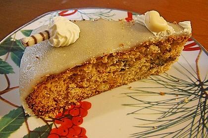 Schokolade - Marzipankuchen
