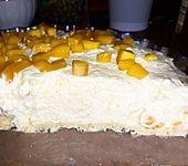 Leckere Mango - Tarte (Bild)