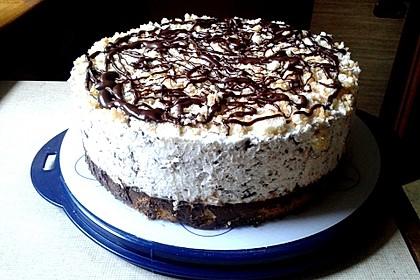 Kirsch - Stracciatella - Torte 3
