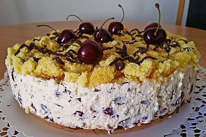 Kirsch - Stracciatella - Torte