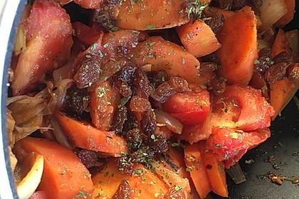 Marokkanisches Gemüse (Bild)
