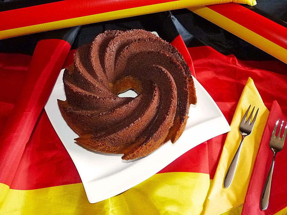 Deutschland Kuchen Von Haidi Chefkoch De
