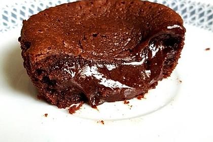 Chocolate - Lava - Muffins 5