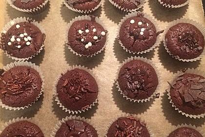 Chocolate - Lava - Muffins 56