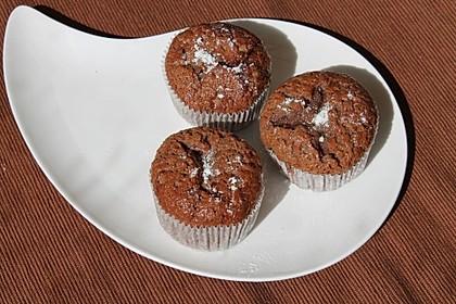 Chocolate - Lava - Muffins 55