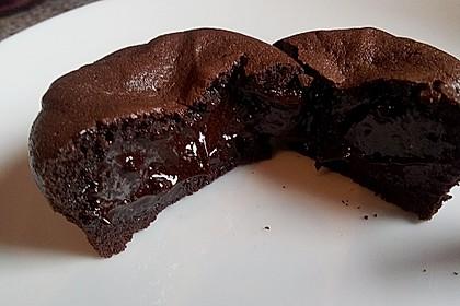 Chocolate - Lava - Muffins 1