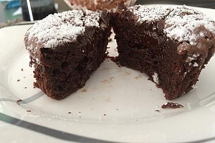 Chocolate - Lava - Muffins 11