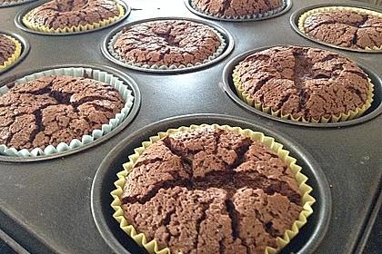 Chocolate - Lava - Muffins 45