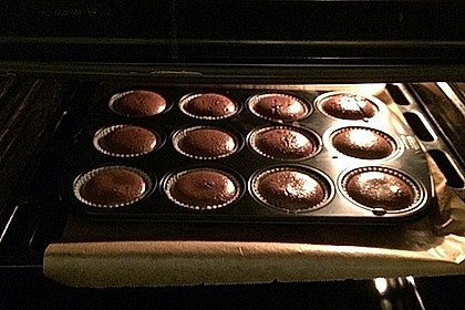 Chocolate - Lava - Muffins 50