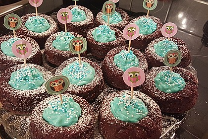 Chocolate - Lava - Muffins 10