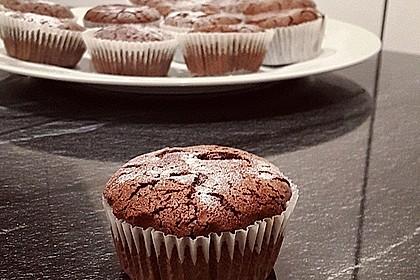 Chocolate - Lava - Muffins 9